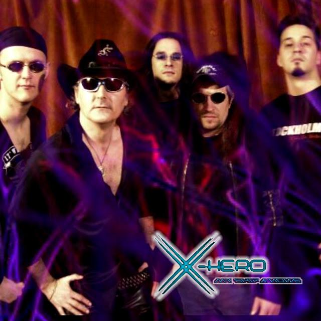 Nuovo EP con inediti per gli X-HERO