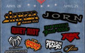 Frontiers Rock Festival V: annunciata la lineup