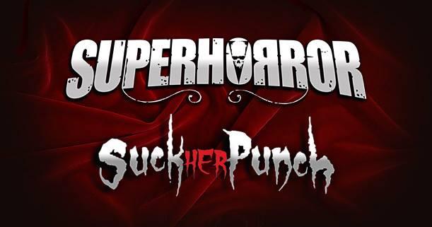 SuperHorror e SuckHerPunch live al Grind House Club