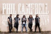 Phil Campbell & The Bastard Sons: inizia oggi il tour europeo