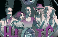 Il frontman degli Hell In The Club pubblica una graphic novel