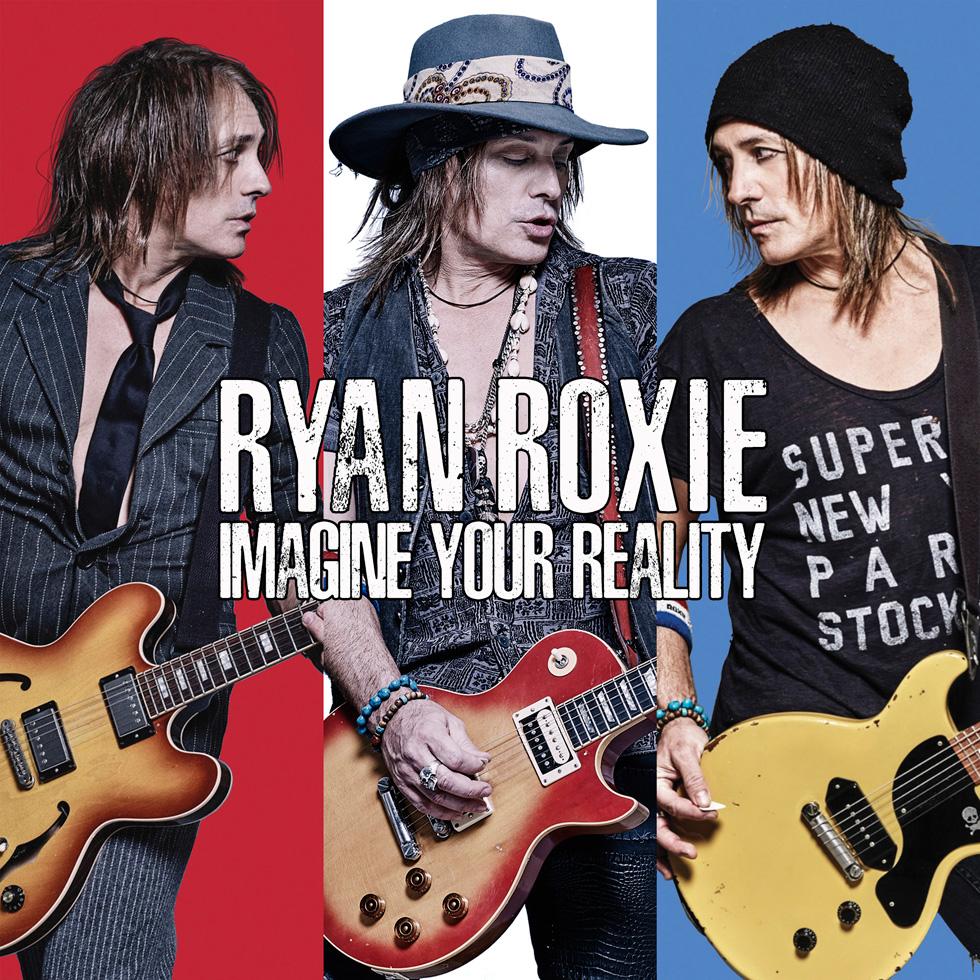 Nuovo album solista per Ryan Roxie