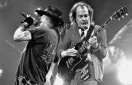 Angus Young e Axl Rose al lavoro al nuovo album degli AC/DC!