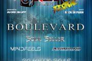 Rock Temple Festival: l'invito speciale di David Forbes (Boulevard)