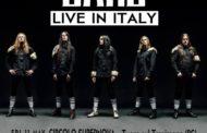 The Last Band: tre date da headliner in Italia a maggio
