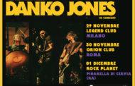 Danko Jones: ritorno in Italia con tre date autunnali