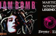 Adam Bomb sul palco del Legend Club di Milano