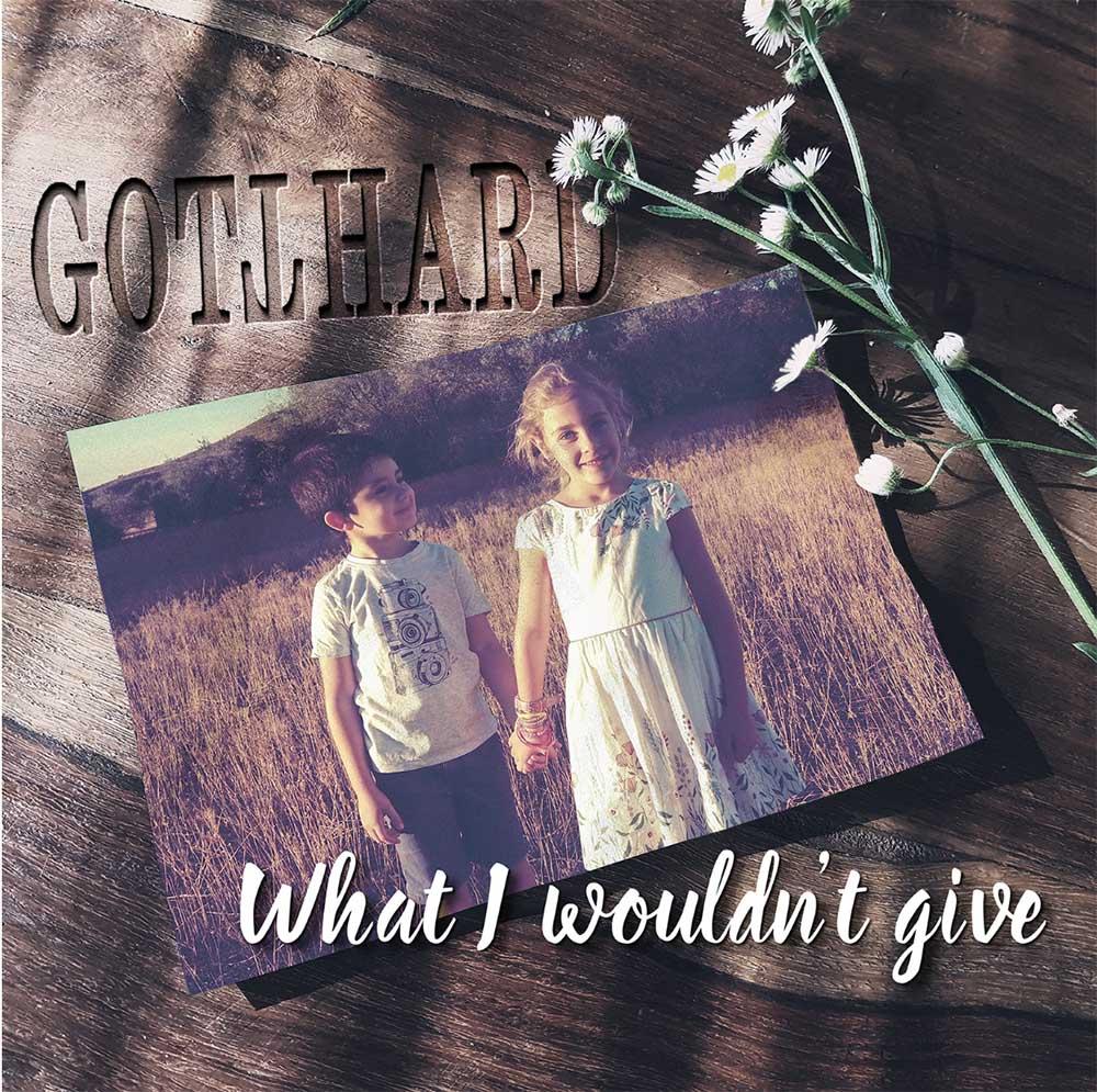 """I Gotthard pubblicano il singolo e video di """"What I Wouldn't Give"""""""