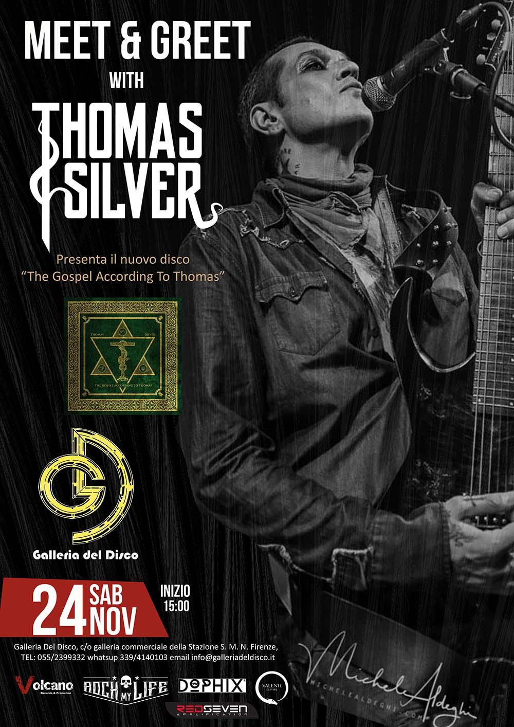 Thomas Silver