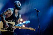 Kris Barras Band live all'UnaeTrentacinqueCirca di Cantù