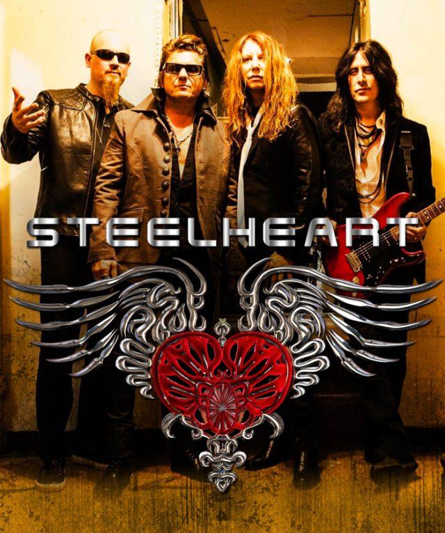 Steelheart 2019