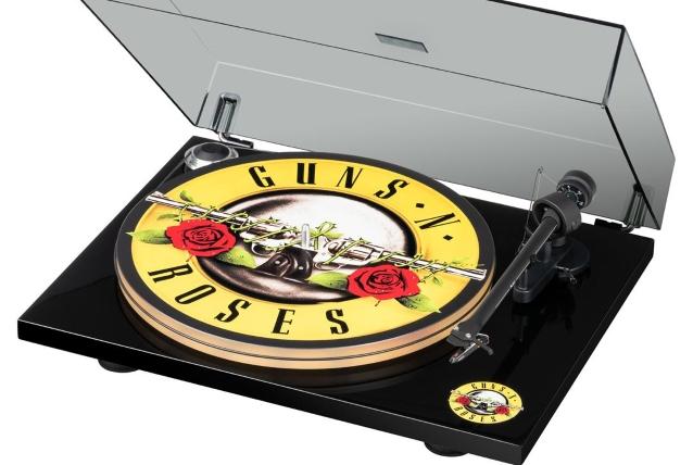 Pro-Ject Guns N' Roses