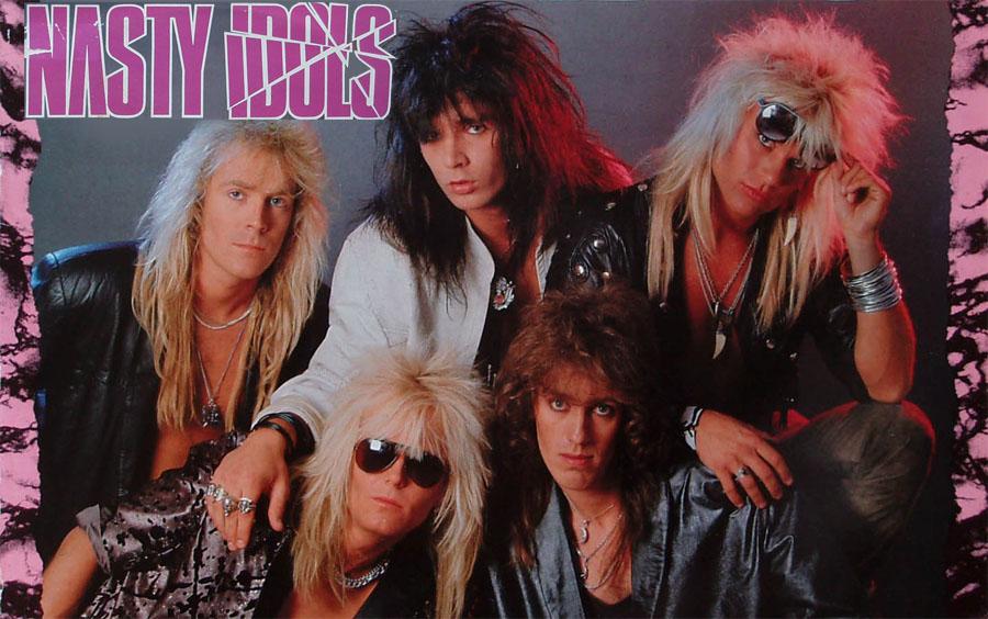Nasty Idols 80s