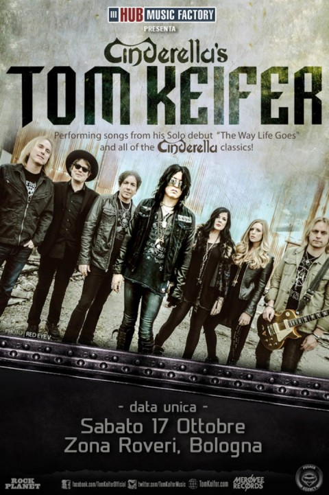 Tom Keifer Bologna