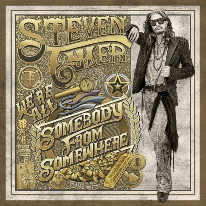 Steven Tyler, We're All Somebody From Somewhere