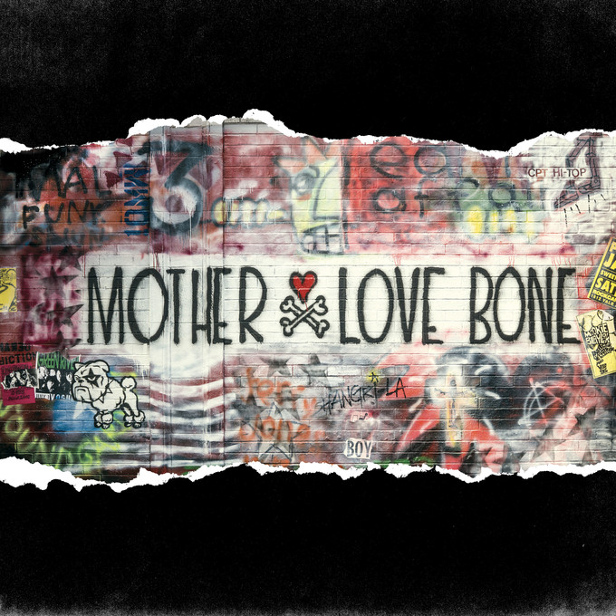 Mother Love Bone - On Earth As It Is