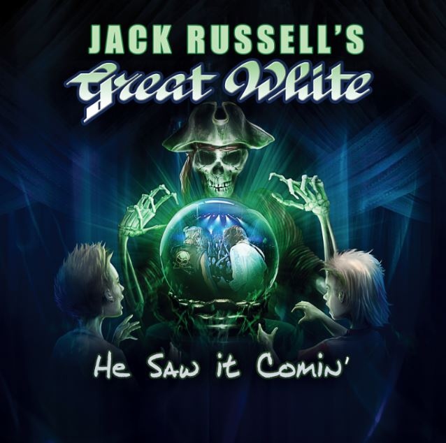 jack russell's great white he saw it comin