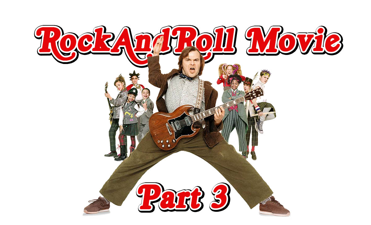 Rock And Roll Movie Part 3