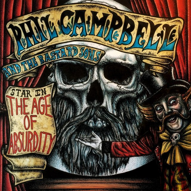 Phil Campbell & The Bastards Sons