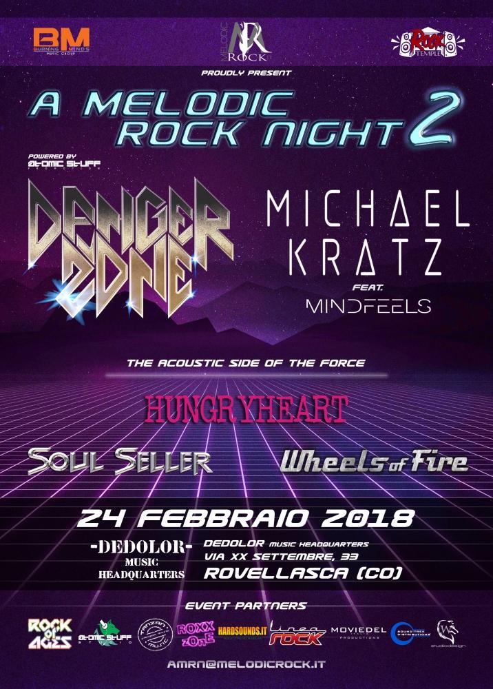 Melodic Rock Night