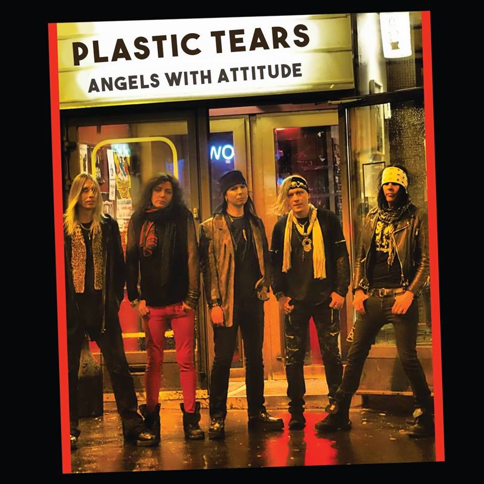 "Plastic Tears ""Angels With Attitude"""