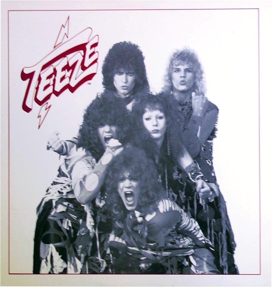 Teeze album