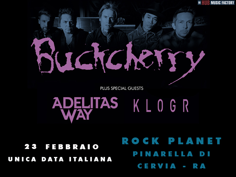 Buckcherry pinarella
