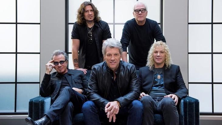Bon Jovi 2018