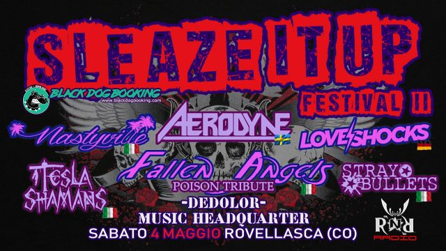 Sleaze It Up Festival II