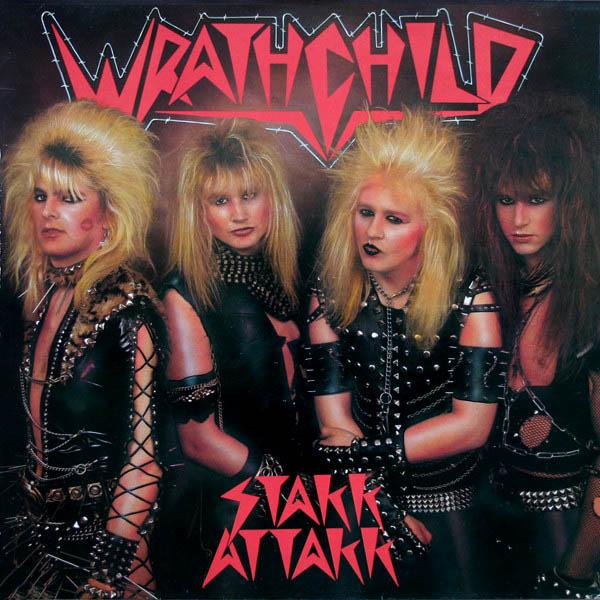 Wrathchild Stakk Attakk