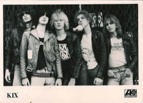 Kix 1977