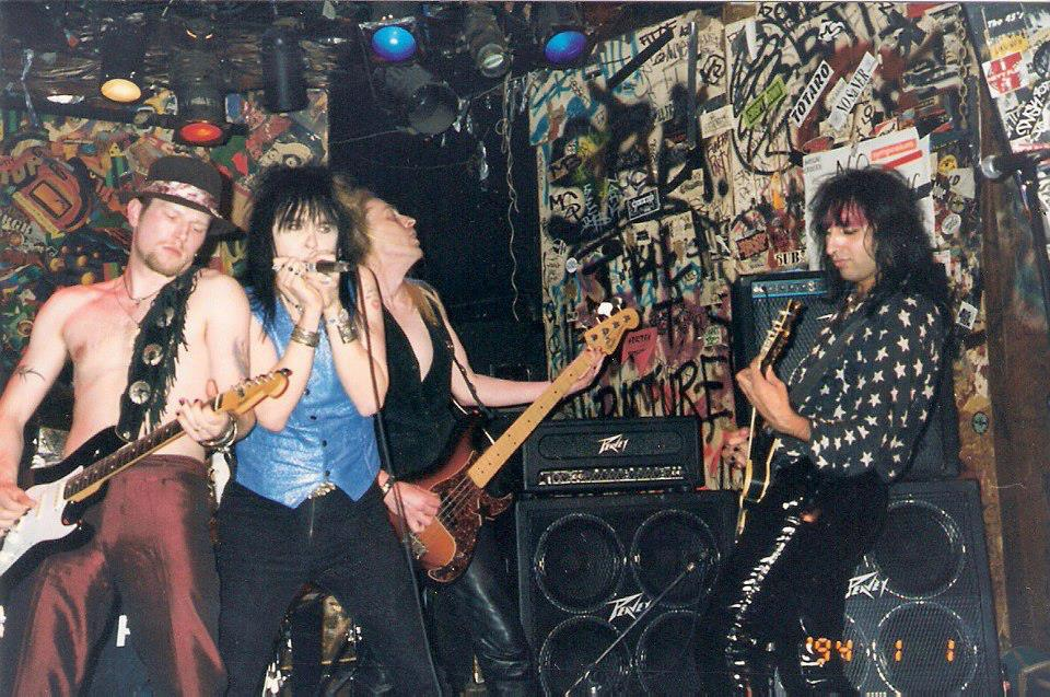 Paradise Alley At CBGB's