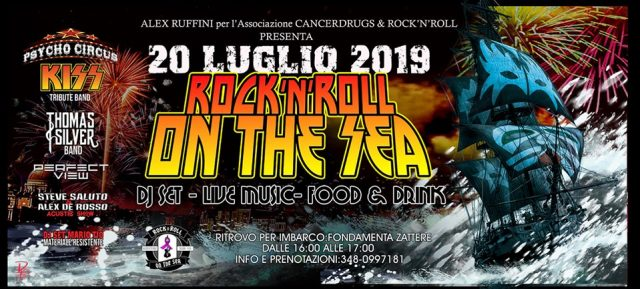 Rock'n'Roll on the sea
