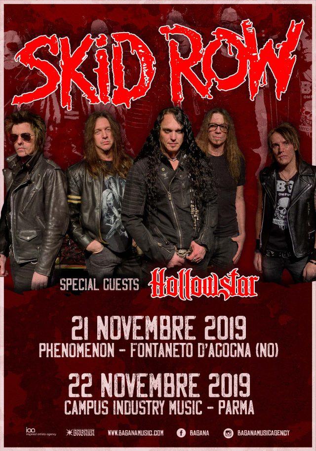Skid Row 2019