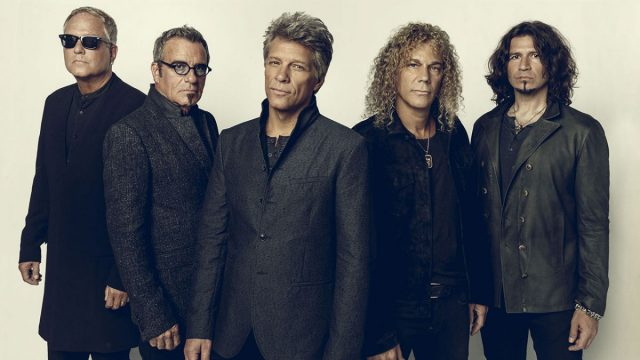 Bon Jovi 2019