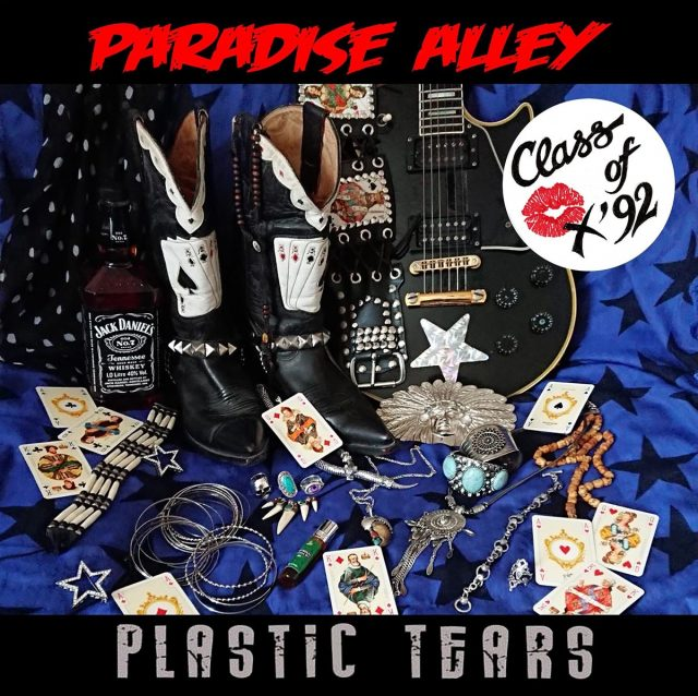 Paradise Alley Plastic Taers