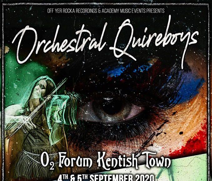 Orchestral Quireboys