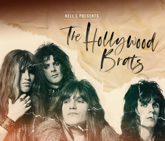 Hollywood Brats live London 2019