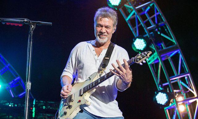 Eddie Van Halen malato di cancro
