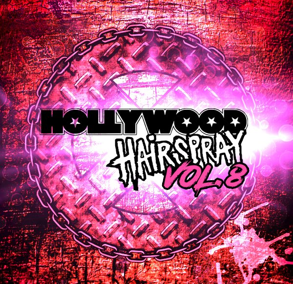 Hollywood Hairspray Vol. 8