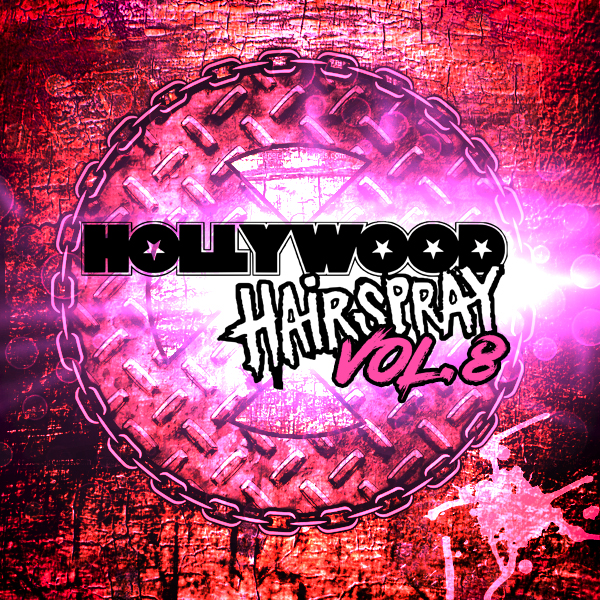Hollywood Hairspray Vol. 8