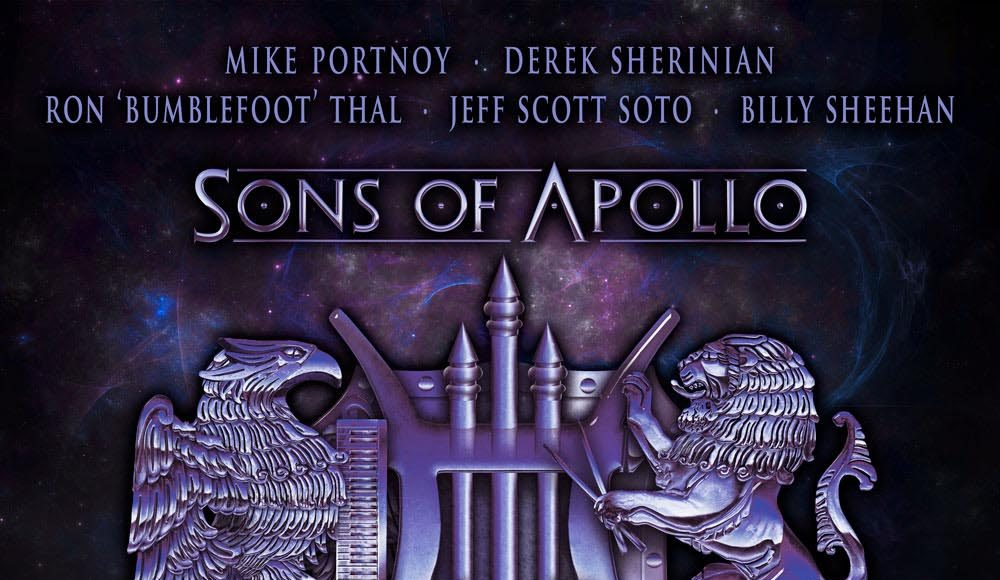 Sons Of Apollo at Live Club