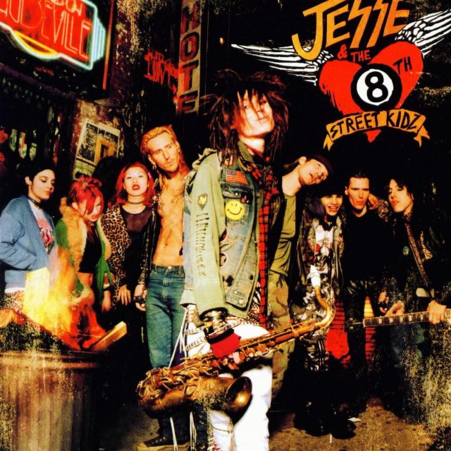 "Jesse Camp ""Jesse & The 8th Street Kidz"""