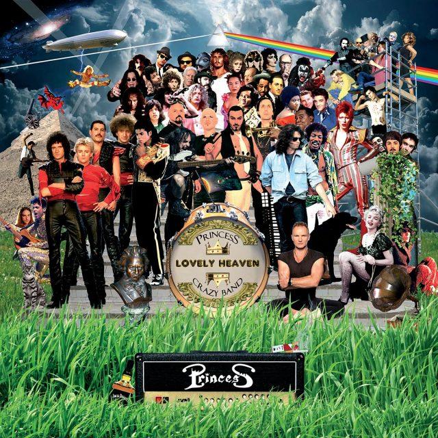 "PrincesS ""Lovely Heaven Crazy Band"""