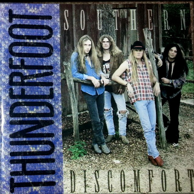 "Thunderfoot ""Southern Discomfort"""