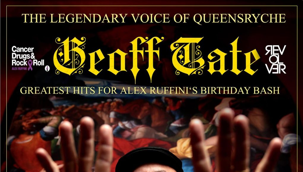 Geoff Tate's greatest Hits Show for Alex Ruffini's Birthday Bash