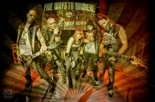 I Five Ways To Nowhere annunciano l'uscita del debut album