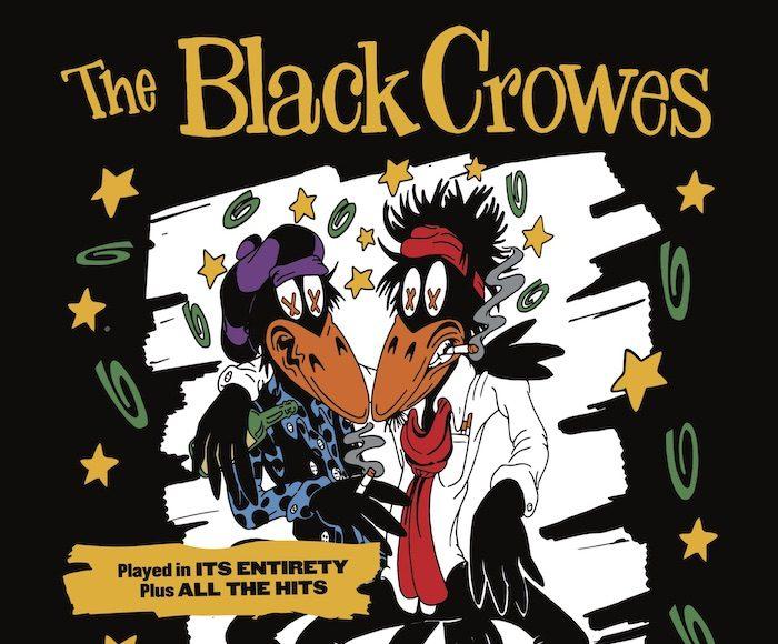 Black Crowes a novembre in Italia