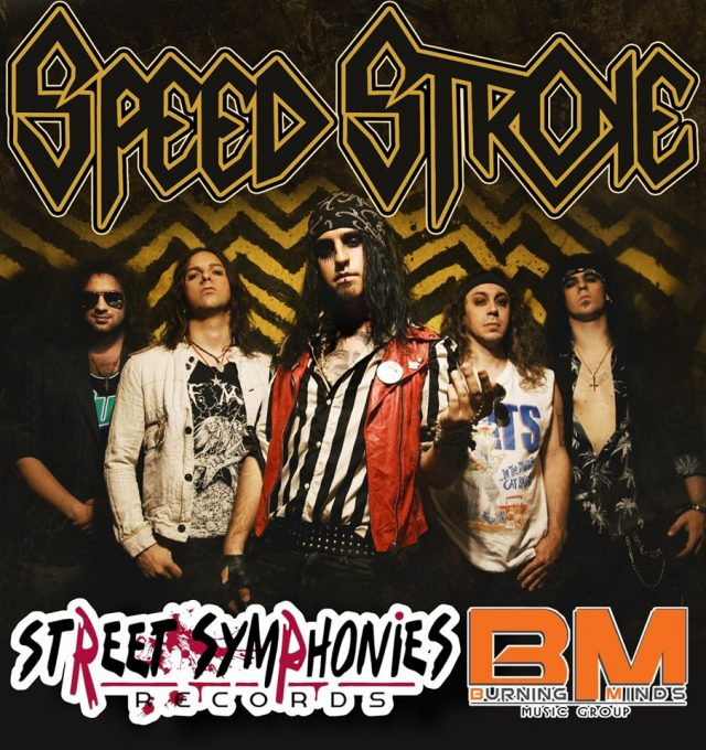 Speed Stroke: firmano per Street Symphonies Records