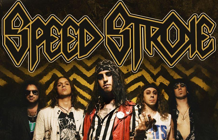 Speed Stroke: firmano per Street Symphonies Records